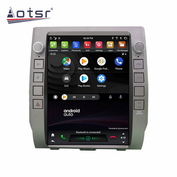 Tesla Stilius Android 9.0 Touch screen Automobilinis Multimedia Player